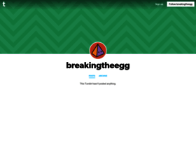 breakingtheegg.tumblr.com