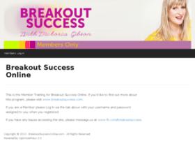 breakoutsuccessonline.com