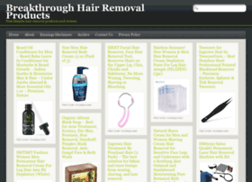 breakthroughhairremovalproducts.com