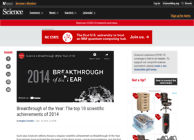 breakthroughs.sciencemag.org