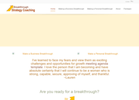 breakthroughstrategycoaching.com