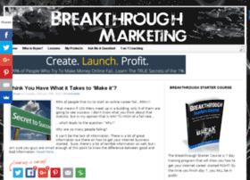 breakthroughwithbryan.com