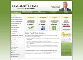 breakthrufundraising.com