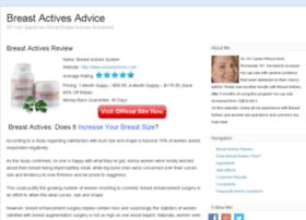 breastactivesadvice.com