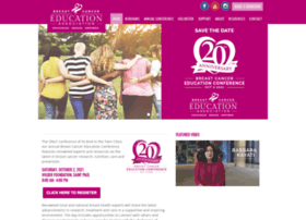 breastcancereducation.org