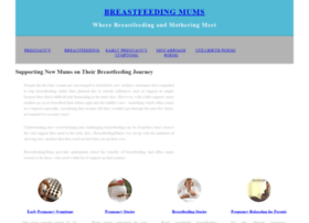 breastfeedingmums.com