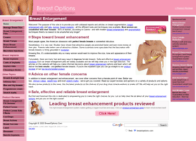 Natural Ingredients For Breast Growth