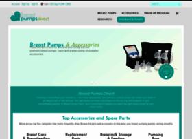 breastpumpsdirect.com
