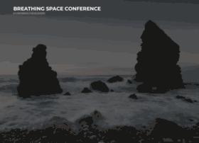 breathingspaceconf.com