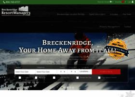 breckenridgeresortmanagers.com