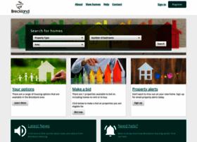 brecklandhousing.co.uk