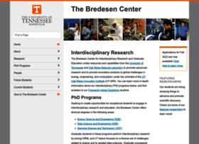 bredesencenter.utk.edu