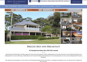 breezebedandbreakfast.com.au
