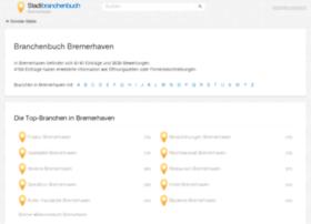 bremerhaven.stadtbranchenbuch.com