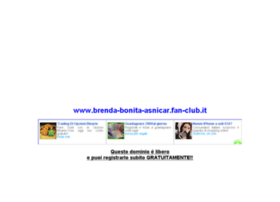 brenda-bonita-asnicar.fan-club.it