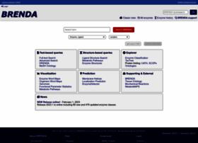 brenda-enzymes.info
