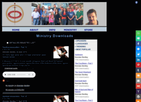 brendanbentleyministries.com