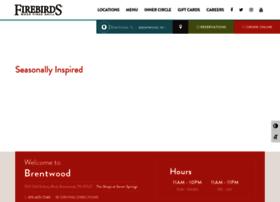 brentwood.firebirdsrestaurants.com
