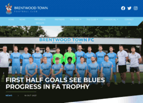 brentwoodtownfc.co.uk