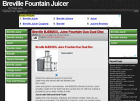 brevillejuicemaker.com