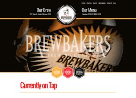 brewbakersbrewingco.com