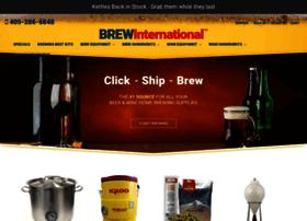 brewinternational.com