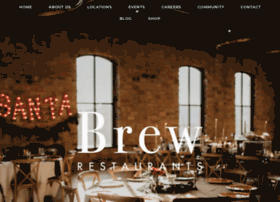 brewrestaurants.com