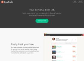 brewtrackr.com
