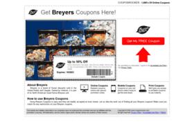 breyers.couponrocker.com