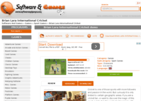 brian-ara-international-cricket.10001downloads.com