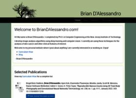 briandalessandro.com