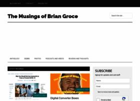 briangroce.com