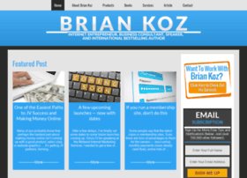 briankoz.com