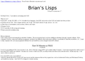 brianslisps.com