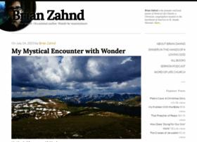 brianzahnd.com