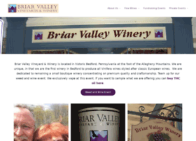 briarvalleywinery.com