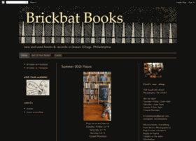 brickbatbooks.blogspot.com