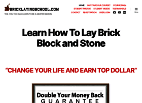 bricklayingschool.com