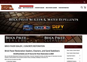 brickpaversealer.com
