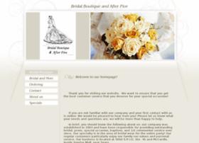 bridalboutiqueandafterfive.com