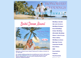 bridaldreamhawaii.com