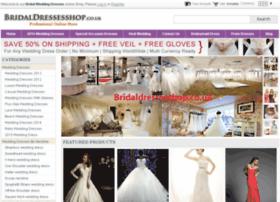 bridaldressesshop.co.uk