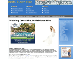 bridalgownhire.co.uk