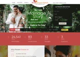 bridegroommatch.com