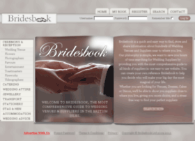 bridesbook.co.uk