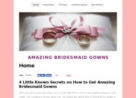 bridesmaidgownsie.com