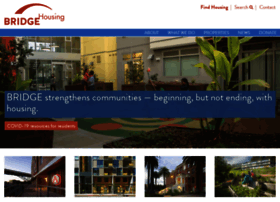 bridgehousing.com