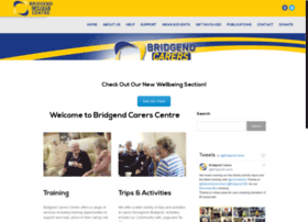 bridgendcarers.co.uk