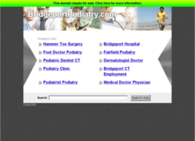 bridgeportpodiatry.com
