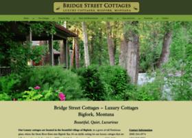 bridgestreetcottages.com